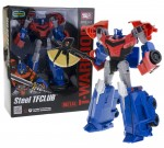 ROBOT AUTO TRANSFORMACJA OPTIMUS PRIME METAL/PLAST
