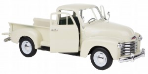 1953 CHEVROLET 3100 PICK UP MODEL WELLY 1:24 KREM