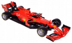 FERRARI F1 SF90 MODEL METAL BBURAGO 1:43 VETTEL