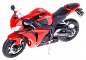 HONDA CBR 1000 RR MODEL METAL/PLA WELLY 1:10 NEW!!