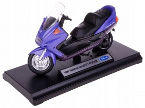 '99 YAMAHA MAJESTY YP250DX SKUTER MODEL WELLY 1:18