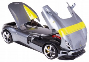 FERRARI MONZA SP1 MODEL METALOWY BBURAGO 1:18 NEW!