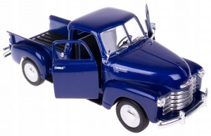 1953 CHEVROLET 3100 PICK UP MODEL WELLY 1:24 NIEBI