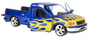 `99 FORD F-150 TUNING MODEL METALOWY WELLY 1:24 !!