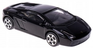 LAMBORGHINI GALLARDO MODEL METALOWY BBURAGO 1:43
