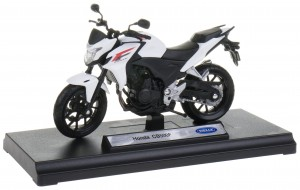 HONDA CB500F MODEL METALOWY WELLY MOTOR 1:18 NEW!!