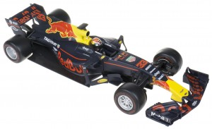 BOLID F1 RED BULL RACING TAG HEUER RB13 BBURAGO 18