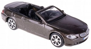 BMW 645 Ci MODEL METALOWY BBURAGO 1:43