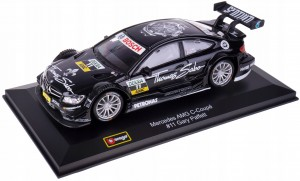 MERCEDES AMG COUPE DTM PAFFETT MODEL BBURAGO 1:32